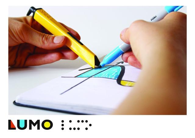 Lumo prototype